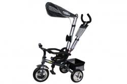Детский трехколесный велосипед NAVIGATOR TRIKE с управляющей ручкой