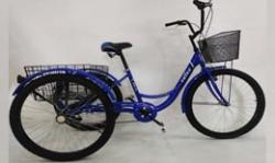 Городской велосипед STELS 3х колесный