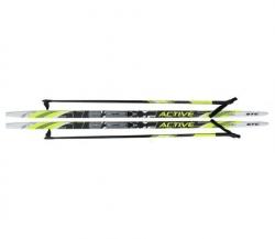 Лыжи Комплект NNN - (Лыжи STC, крепление ROTTEFELLA STEP-IN, палки стекловолокно) 160-205